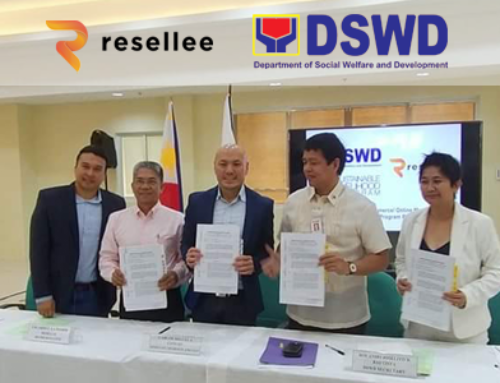DSWD Sustainable Livelihood Program + Resellee